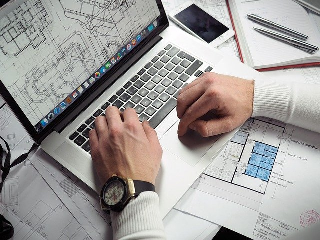 Blueprints Entrepreneur Hands  - Pexels / Pixabay